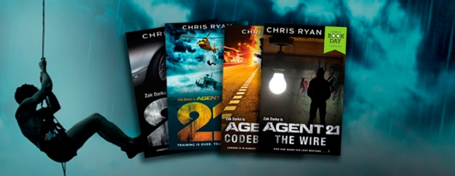agent-21-series source- poenguin books