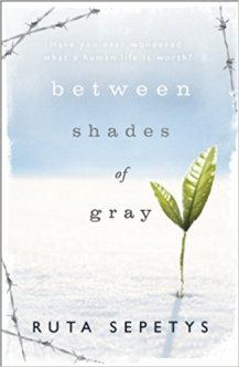 between shades of grey only