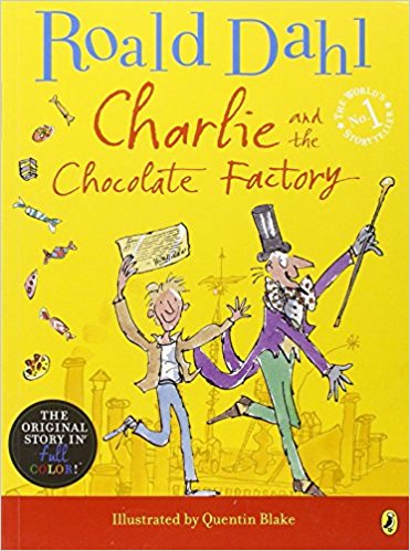 charlie and the chocoloate factory
